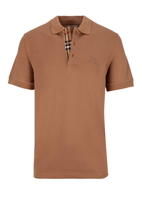 Burberry polo shirt BURBERRY | 2 | 8005282CAMEL