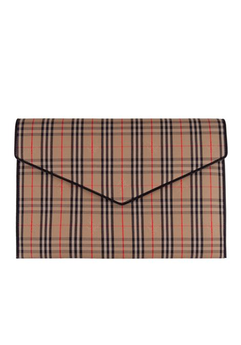 Burberry clutch BURBERRY | 77132930 | 8005309BLACK
