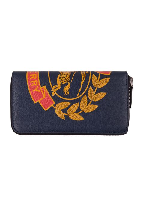 Bruberry wallet BURBERRY | 63 | 8005979BLUE