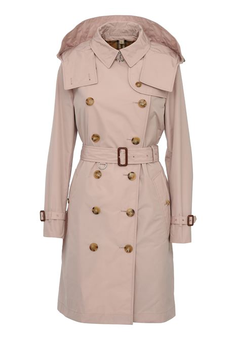 Burberry Trench coat BURBERRY | -1181181492 | 8006113CHALKPINK
