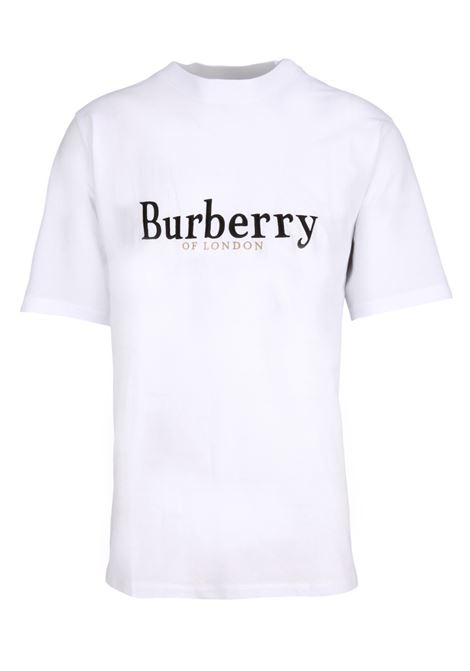 Burberry t-shirt BURBERRY | 8 | 8007830WHITE