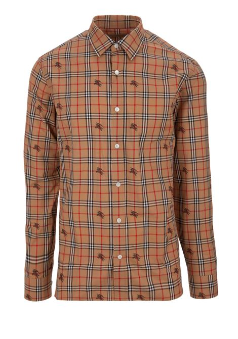 Burberry shirt BURBERRY | -1043906350 | 8008548CAMEL