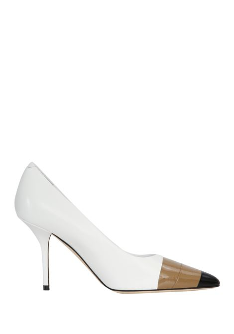 Burberry Pumps  BURBERRY | -1759210348 | 8008585WHITEBLACK