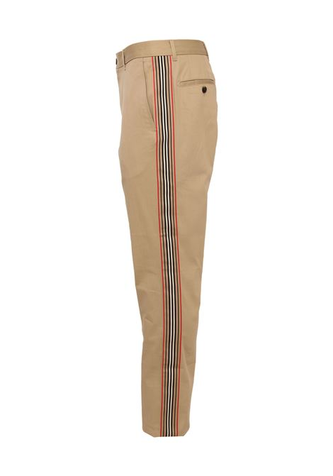 Pantaloni Burberry BURBERRY | 1672492985 | 8009467HONEY