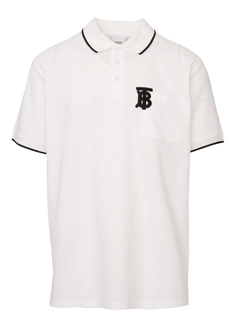 Burberry Polo shirt  BURBERRY | 2 | 8013611WHITE