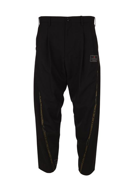 Pantaloni Doublet Doublet | 1672492985 | 19SS03PT89BLACK
