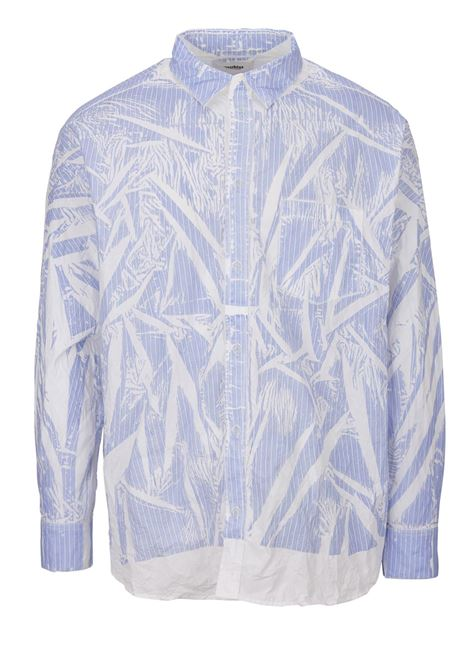 Doublet shirt Doublet | -1043906350 | 19SS11SH59BLUE