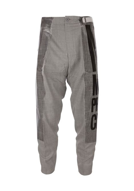 Doublet trousers Doublet | 1672492985 | 19SS15PT96GREY