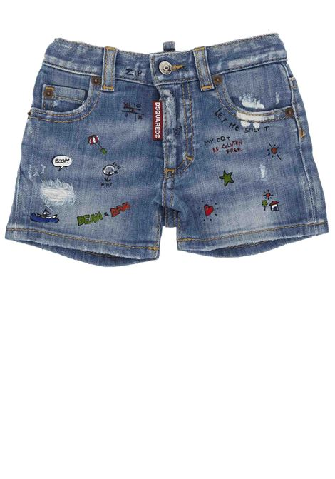 Shorts Dsquared2 Junior Dsquared2 Junior | 30 | DQ00WGD00TDDQ01