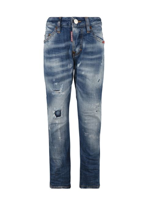 Dsquared2 junior jeans Dsquared2 Junior | 24 | DQ02VDD00TFDQ01