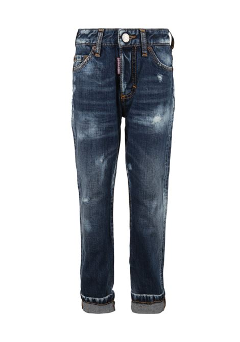 Dsquared2 junior jeans Dsquared2 Junior | 24 | DQ039GD00U4DQ01