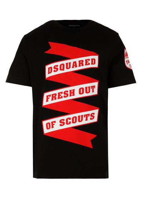 Dsquared2 junior t-shirt Dsquared2 Junior | 8 | DQ039ZD00TJDQ900