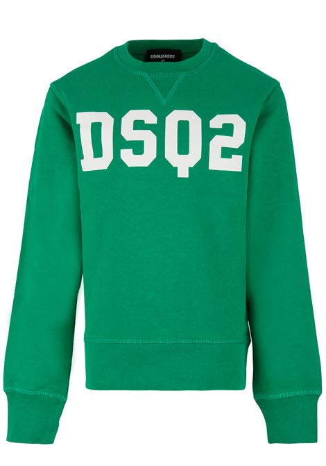 Dsquared2 junior sweatshirt Dsquared2 Junior | -108764232 | DQ03AFD00J7DQ505