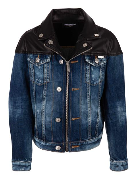 Giubbino Dsquared2 Junior Dsquared2 Junior | 13 | DQ03BAD00U1DQ01