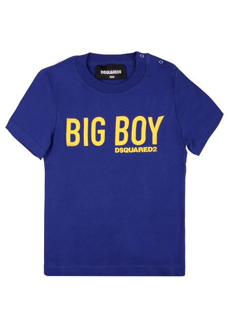 Dsquared2 junior T-shirt  Dsquared2 Junior | 8 | DQ03BRD00MMDQ861