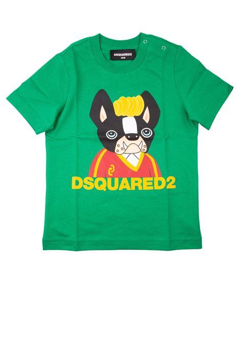 T-shirt Dsquared2 Junior Dsquared2 Junior | 8 | DQ03BSD00MMDQ505