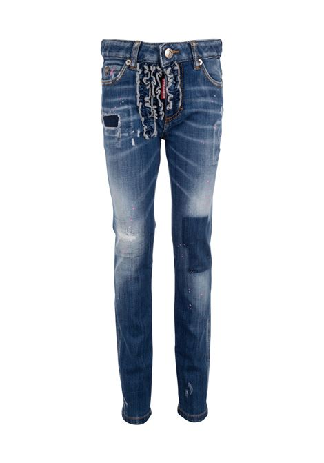 Jeans Dsquared2 Junior Dsquared2 Junior | 24 | DQ03C4D00U3DQ01
