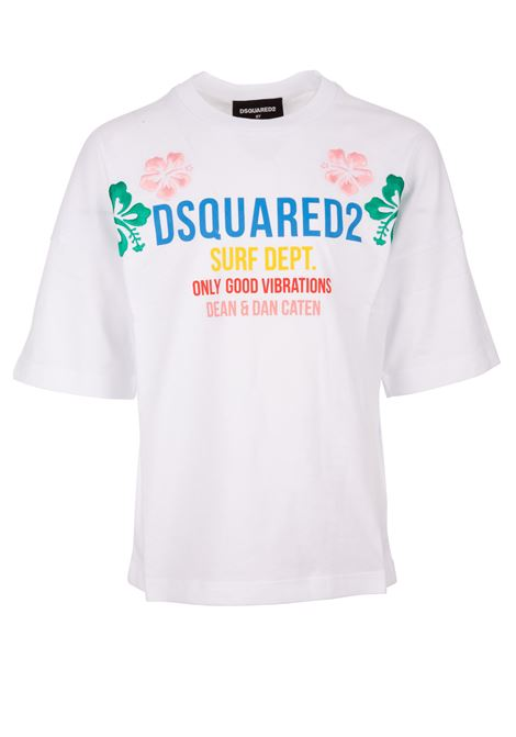T-shirt Dsquared2 Junior Dsquared2 Junior | 8 | DQ03CFD00MMDQ100