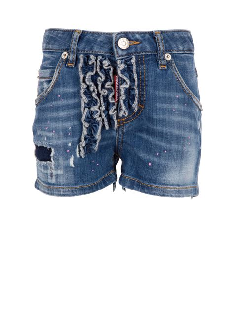 Dsquared2 Junior shorts Dsquared2 Junior | 30 | DQ03DQD00U3DQ01