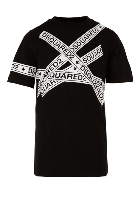 Dsquared2 junior t-shirt Dsquared2 Junior | 8 | DQ03EZD00MQDQ900