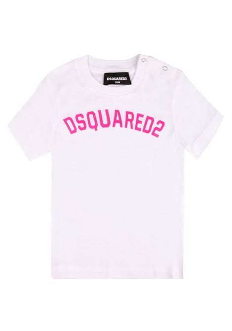 T-shirt Dsquared2 Junior Dsquared2 Junior | 8 | DQ03FFD00RIDQ100
