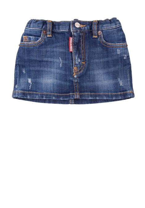 Dsquared2 Junior skirt Dsquared2 Junior | 15 | DQ03KND00TGDQ01