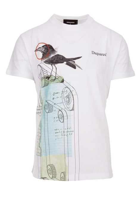 T-shirt Dsquared2 Dsquared2 | 8 | S71GD0749S22507100