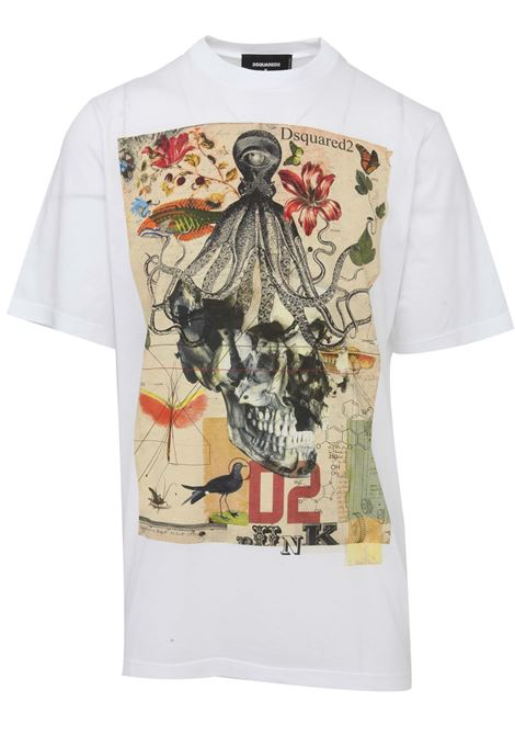 Dsquared2 t-shirt Dsquared2 | 8 | S71GD0756S21600100