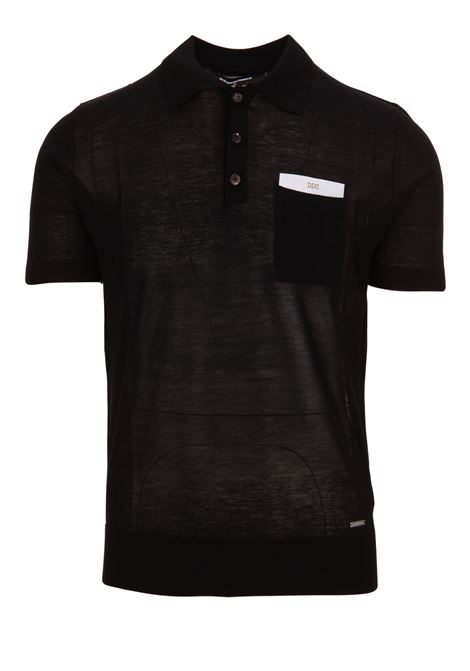 Dsquared2 polo shirt Dsquared2 | 2 | S71HA0888S16702900