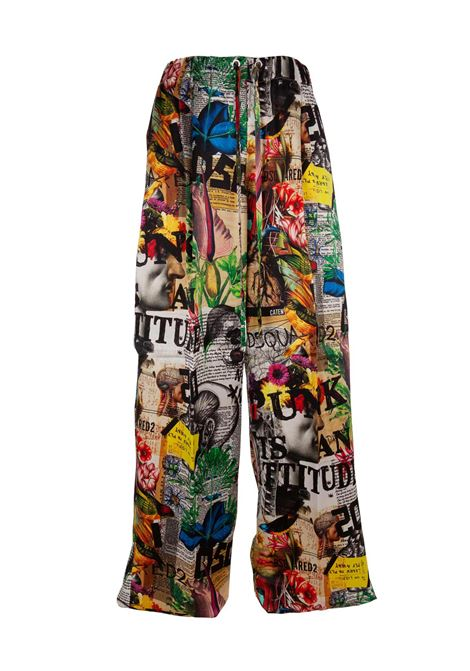 Dsquared2 trousers Dsquared2 | 1672492985 | S72KA0928S49864001S