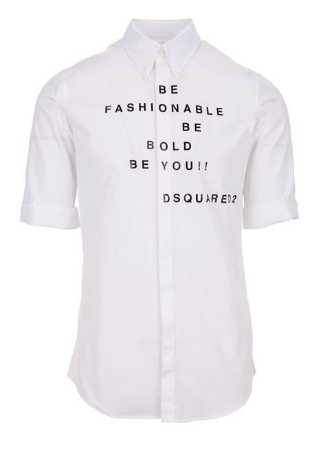 Dsquared2 shirt Dsquared2 | -1043906350 | S74DM0189S36275100