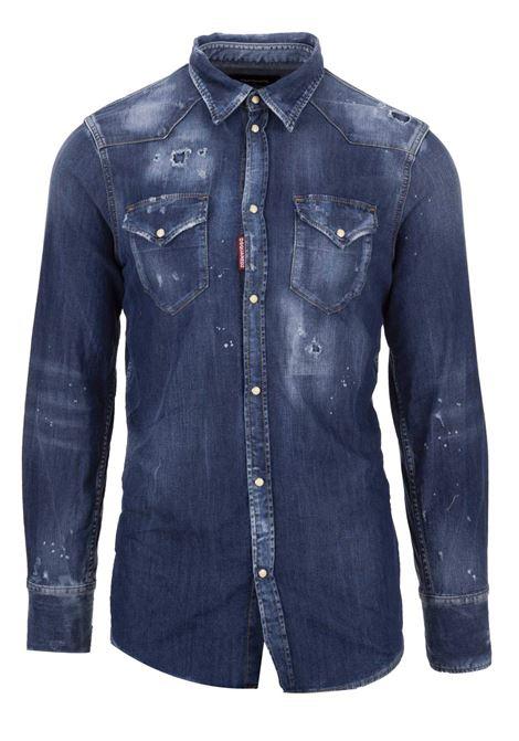 Dsquared2 shirt Dsquared2 | -1043906350 | S74DM0226S30341470