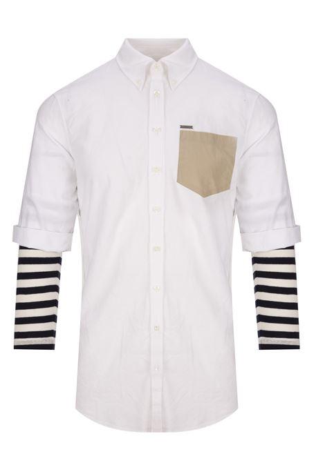 Dsquared2 shirt Dsquared2 | -1043906350 | S74DM0245S47677100