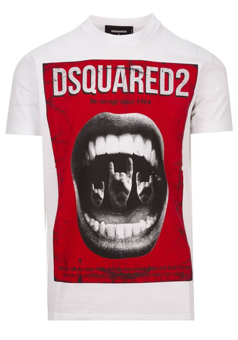 T-shirt Dsquared2 Dsquared2 | 8 | S74GD0476S20694100