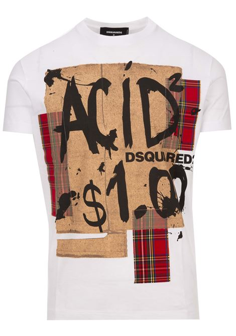 T-shirt Dsquared2 Dsquared2 | 8 | S74GD0478S20694100