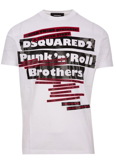 T-shirt Dsquared2 Dsquared2 | 8 | S74GD0484S22844100
