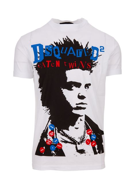 T-shirt Dsquared2 Dsquared2 | 8 | S74GD0495S22427100