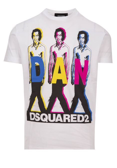 T-shirt Dsquared2 Dsquared2 | 8 | S74GD0498S22427100