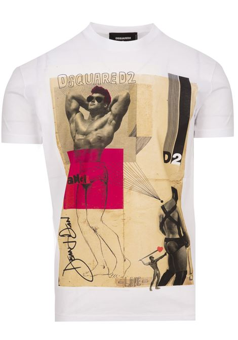 T-shirt Dsquared2 Dsquared2 | 8 | S74GD0505S22427100