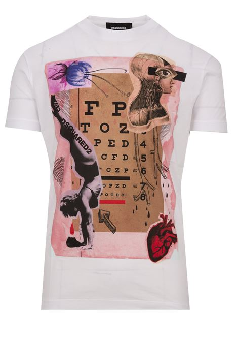 T-shirt Dsquared2 Dsquared2 | 8 | S74GD0507S22427100