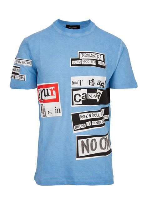 Dsquared2 t-shirt Dsquared2   8   S74GD0510S21600483