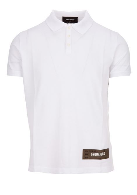 Polo Dsquared2 Dsquared2 | 2 | S74GL0005S22743100