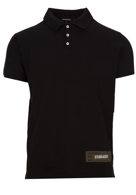 Polo Dsquared2 Dsquared2 | 2 | S74GL0005S22743900