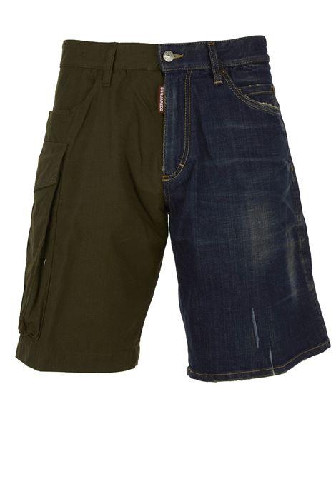 Dsquared2 shorts Dsquared2 | 30 | S74MU0514STN835961