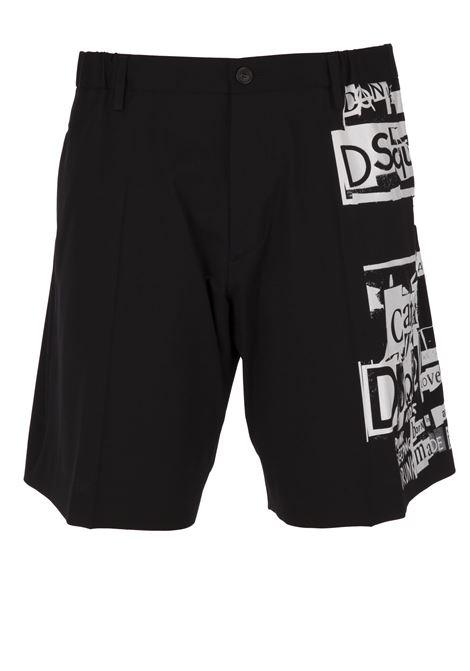Shorts Dsquared2 Dsquared2 | 30 | S74MU0517S42916900