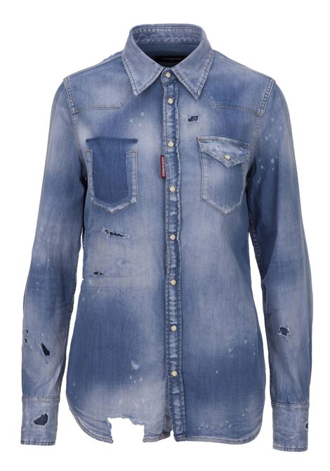 Dsquared2 shirt Dsquared2 | -1043906350 | S75DL0603S30341470