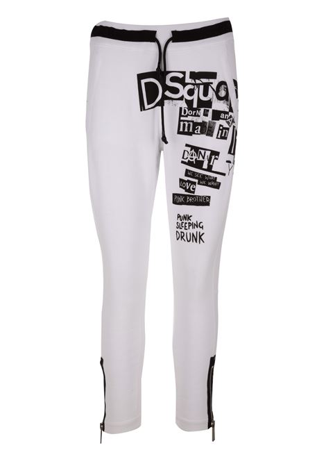 Dsquared2 trousers Dsquared2 | 1672492985 | S75KA0955S25042100