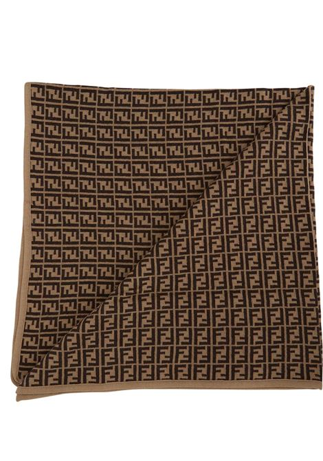 Fendi Kids blanket Fendi Kids | 1962397792 | BUJ101A3TEF0LMJ