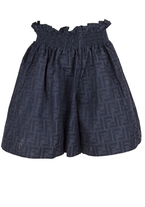 Fendi Kids shorts Fendi Kids | 30 | JFF130A6A5F15A4
