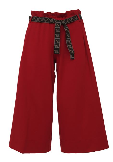 Fendi Kids trousers Fendi Kids | 1672492985 | JFF141A6IKF0CK8